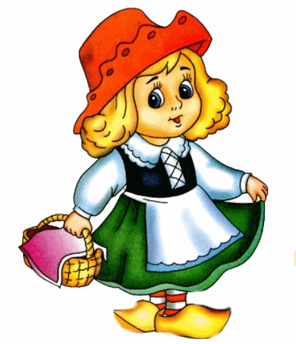 сказки на английском языке для детей fairy tales Красная Шапочка