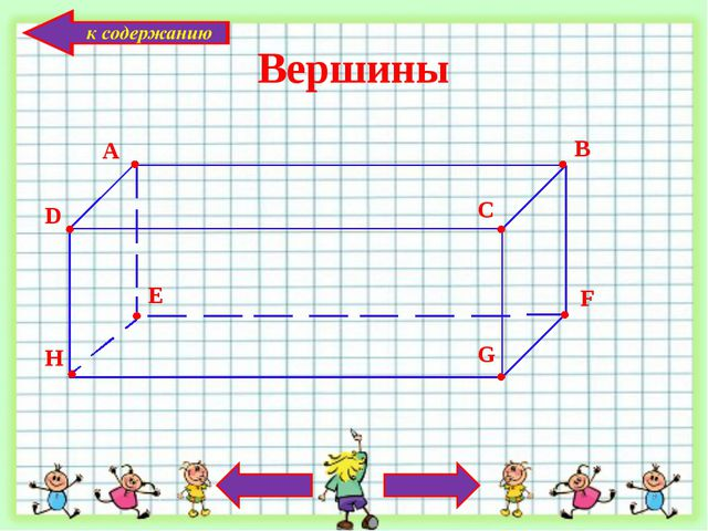 Рисуем прямоугольный параллелепипед
