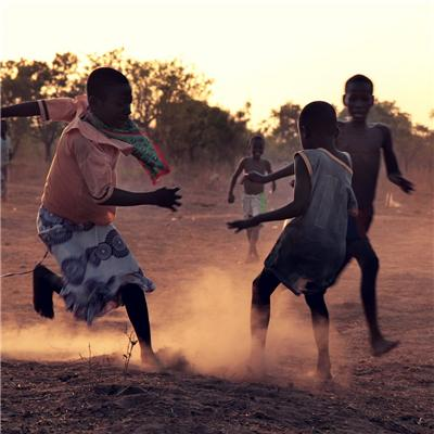 Детские игры народов мира - Гана