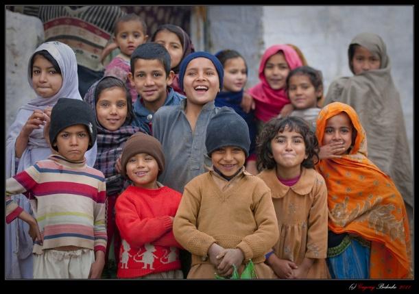 Детские игры народов мира - Пакистан