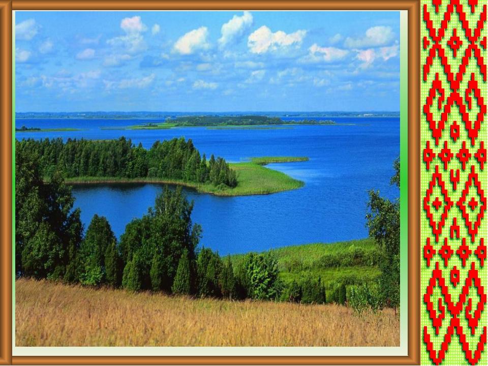 Природа Беларусси