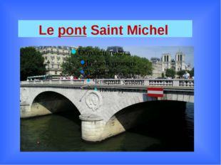 LepontSaint Michel