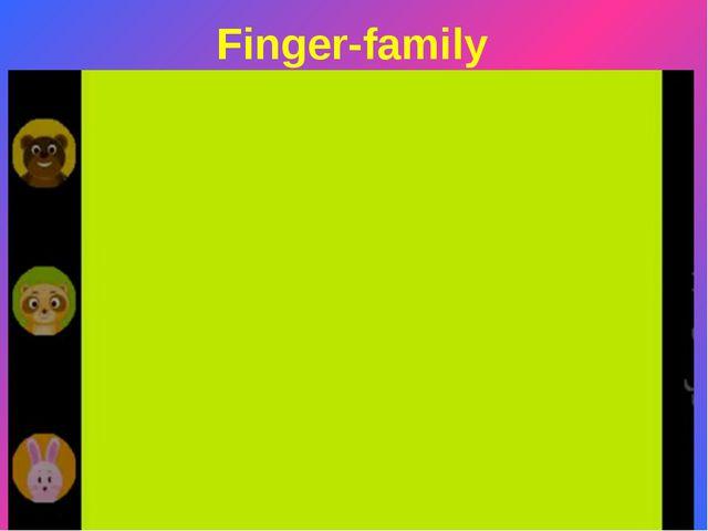 Finger-family