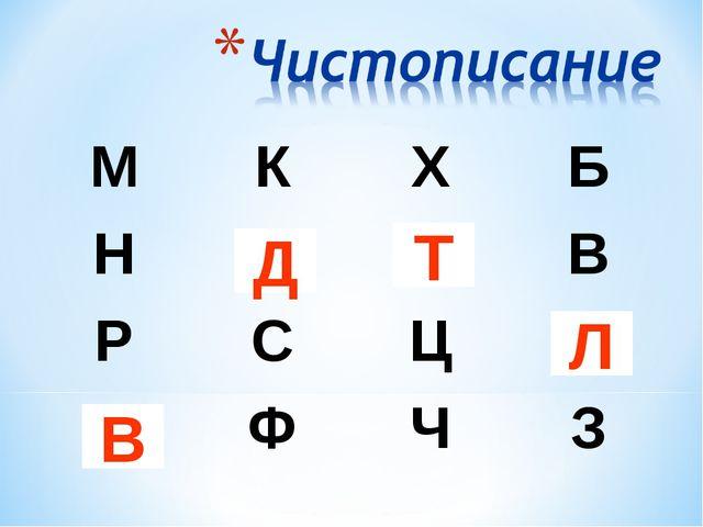 В Л Т Д МКХБ НДТВ РСЦЛ ВФЧЗ