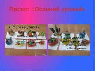 Проект «Осенний урожай»