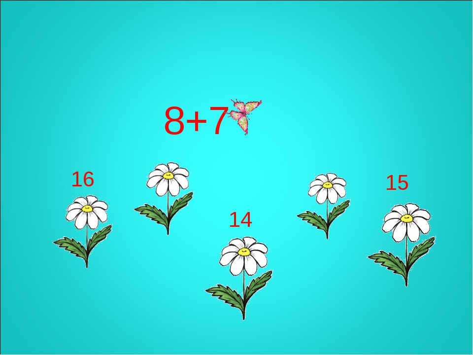8+7 15 14 16