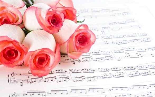 Красивая музыка для поздравительной открытки