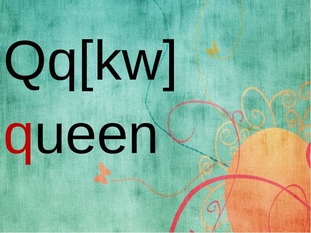 Qq[kw] queen