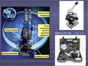 MikroLife ML – 12-1.3