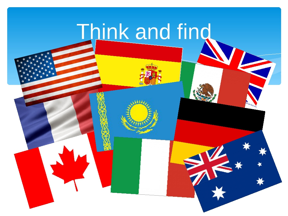 Think and find