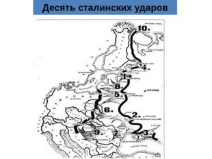 Десять сталинских ударов