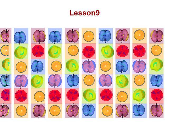 Lesson9