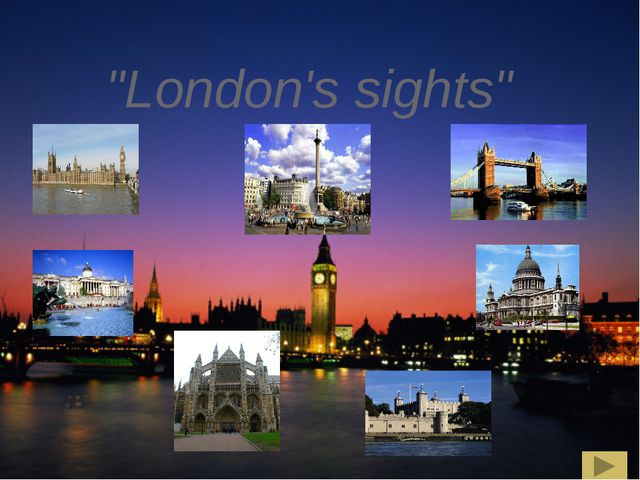 """London's sights"""
