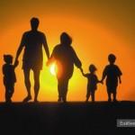 Красивые фото детей с родителями (39)