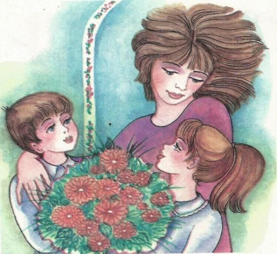 D:\Сканы\Мама с цветами.jpg
