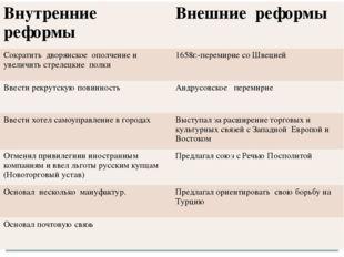 Какие это могли быть мероприятия? В1682 г. Поставили Голицына во главе Посоль