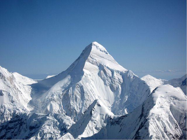 Пик Победы, 7439 м