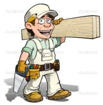 http://st.depositphotos.com/1361297/2615/i/950/depositphotos_26150521-Handyman---Carpenter-White.jpg