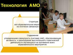 Технология АМО