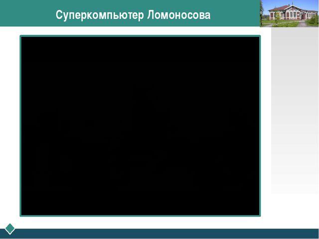 Суперкомпьютер Ломоносова www.themegallery.com LOGO
