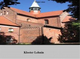 Kloster Lehnin Kloster Lehnin Kloster Lehnin Kloster Lehnin Kloster Lehnin