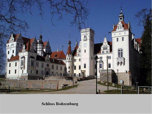Schloss Boitzenburg