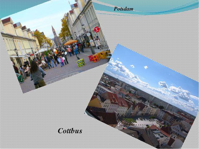 Potsdam Cottbus
