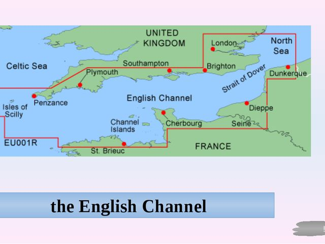 50 answer What channel connects Britain and the continent of Europe?