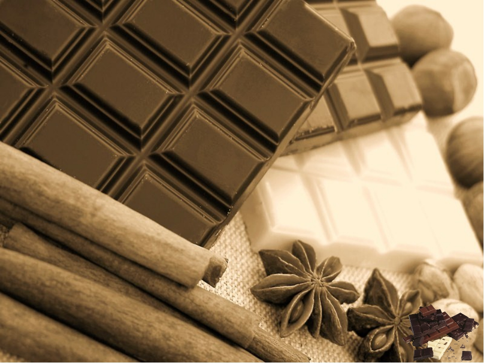 Шоколад - это наркотик Кофеина в шоколаде, как уже было сказано выше, находит...