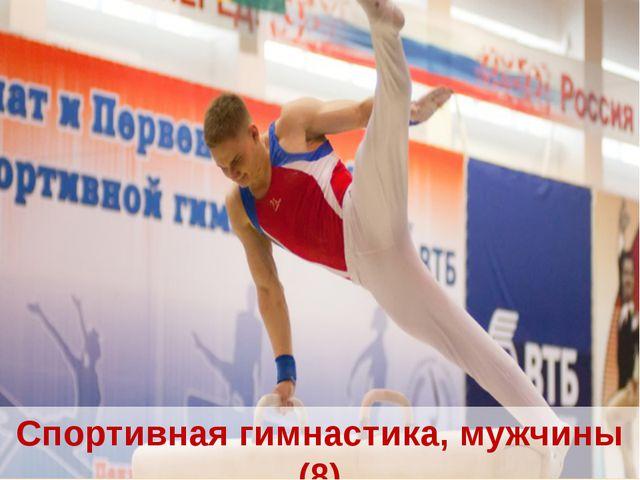 Спортивная гимнастика, мужчины (8)