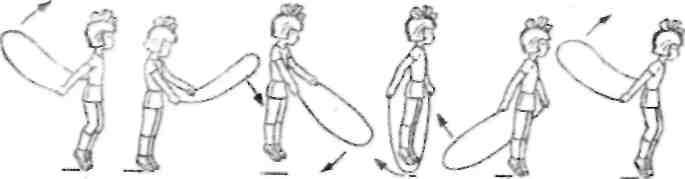 Реферат: Особенности методики обучения прыжкам через скакалк…