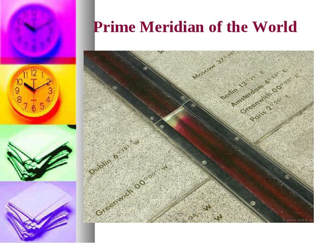 Prime Meridian of the World