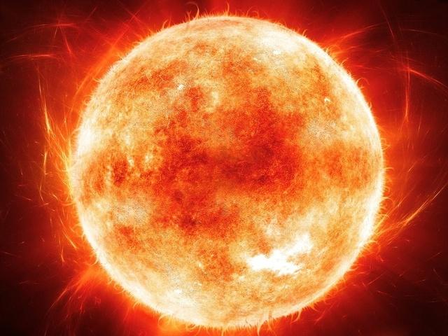 Обои Планеты Звезды Солнце Солнце Космос Фото 271159