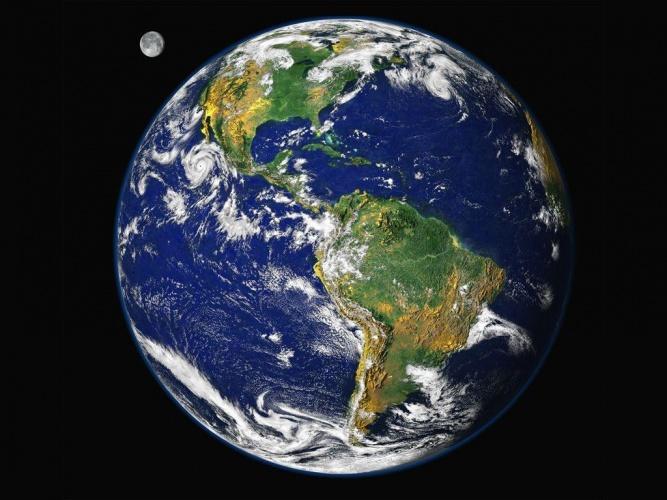 Планета Земля, фото от 14 апреля vorotila.ru