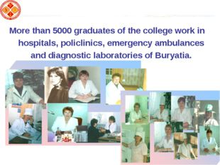 In 2009 the College celebrated 	its 45th anniversary More than 5000 graduate