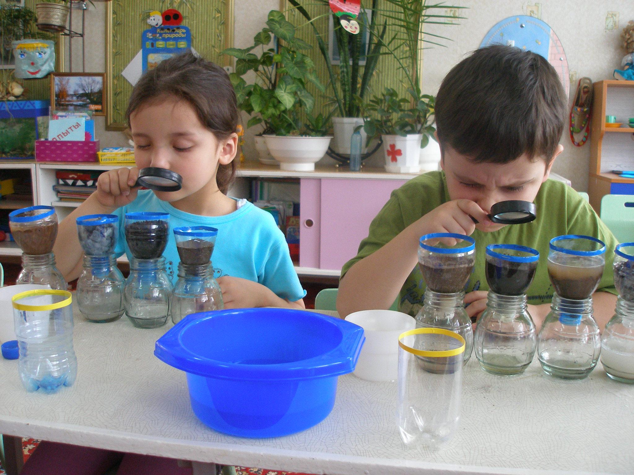 Мастер-класс с педагогами доу по экспериментированию