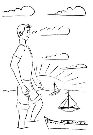 «Море по колено»