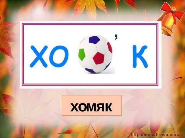 хомяк http://musafirova.ucoz.ru