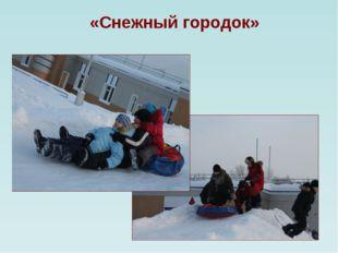 «Снежный городок»