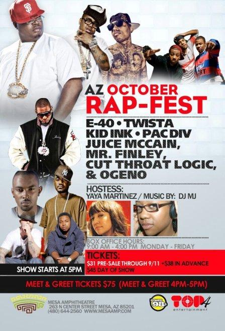 October-Rap-Fest