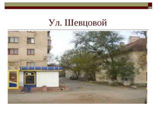Ул. Шевцовой