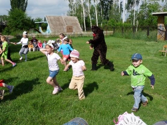 Старинные народные игры для детей