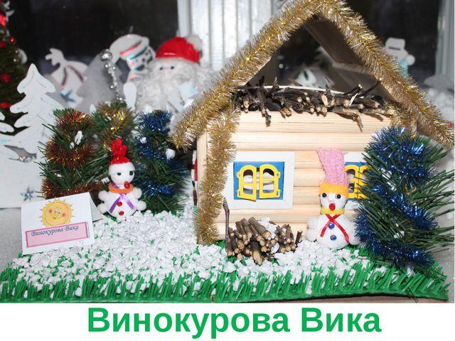 Винокурова Вика