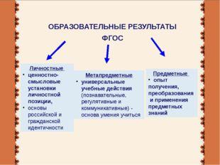 Предметные опыт получения, преобразования и применения предметных знаний Мет