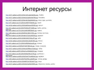 Интернет ресурсы http://s017.radikal.ru/i433/1209/c3/e51a4e0a9d6a.png Знайка