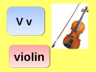V v violin