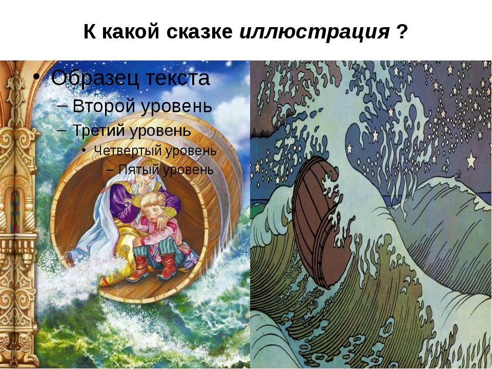 Сценарий в мир сказки попади