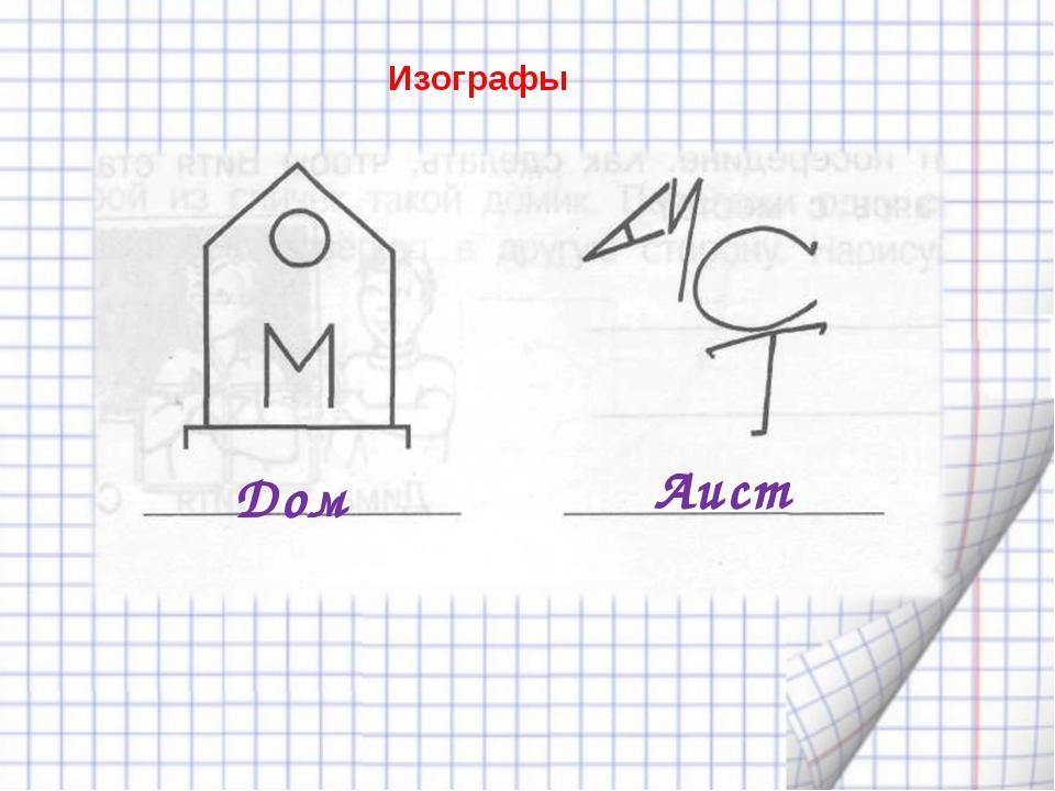 Изографы Дом Аист