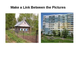 Make a Link Between the Pictures