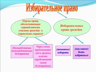 Через своих представителей в органах власти (представительная демократия) (па